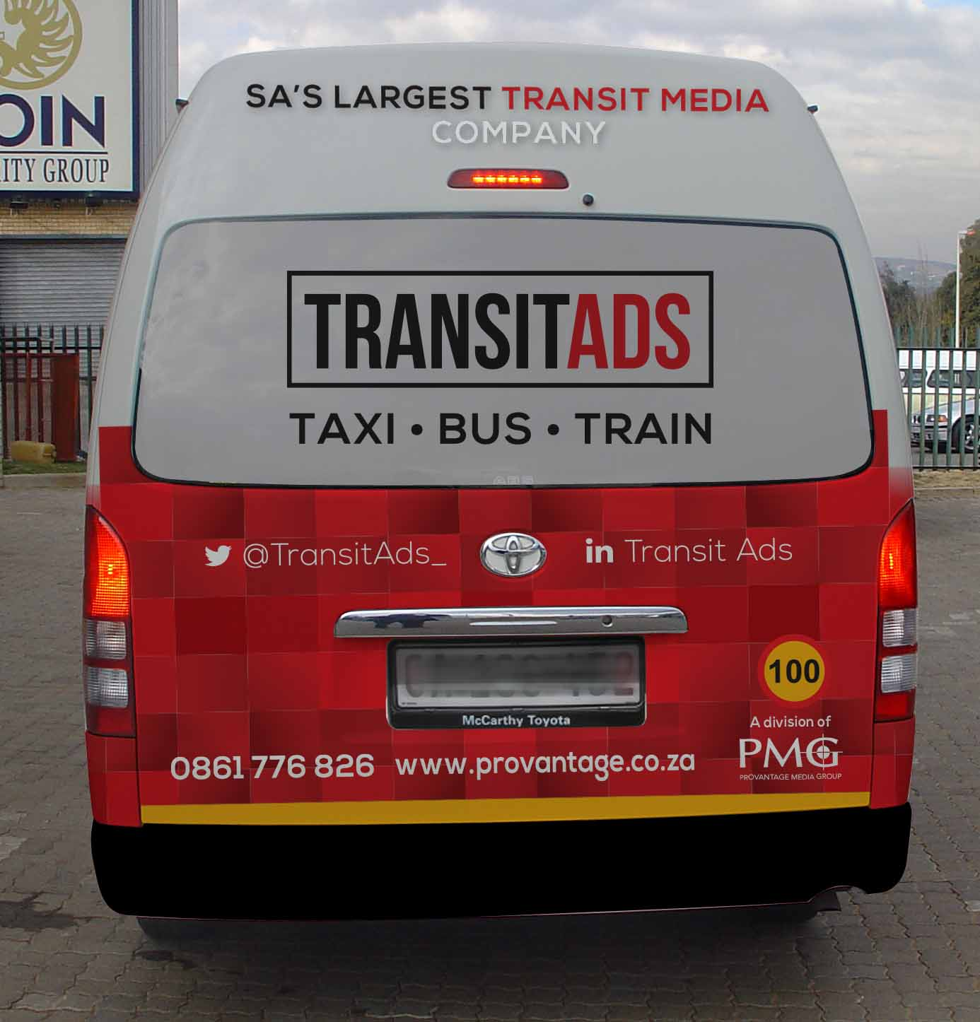 Transit Ads™ outlines new Taxi Branding Regulations