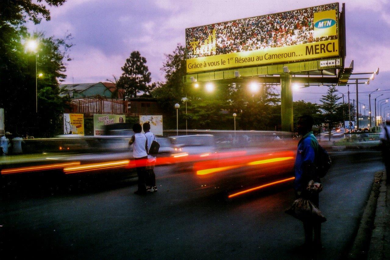 Provantage Africa Billboards MTN