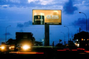 Provantage Global Africa Billboards Guiness