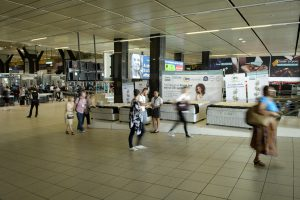 Airport Ads Activations Campaign