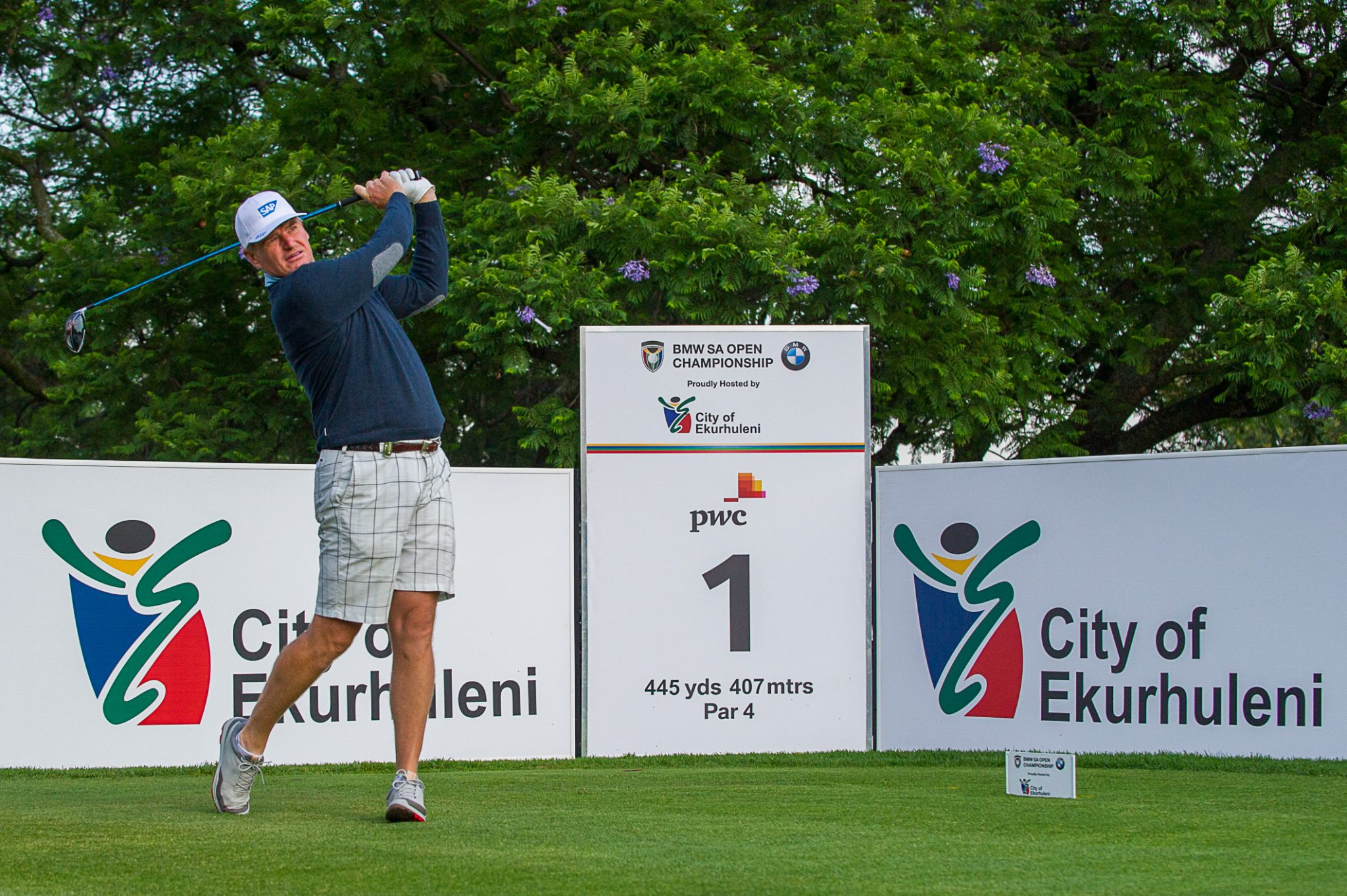 Golf Ads Joburg Open