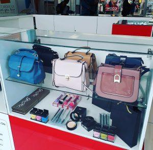 Mall Retail Sales Kiosk