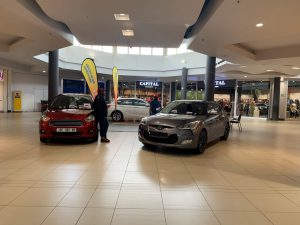 Mall Ads Car Expo at Umlazi Mega City